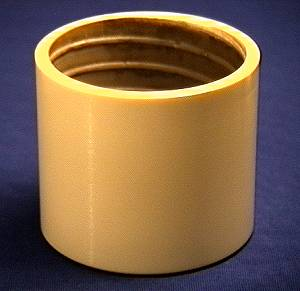 "Columbia grand (5"" diameter) wax cylinder record"